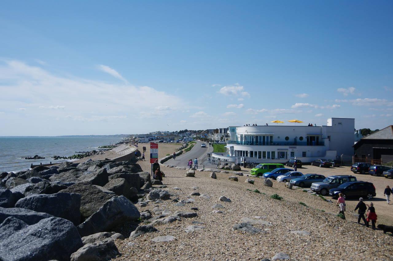 Beach Hotel Milford On Sea