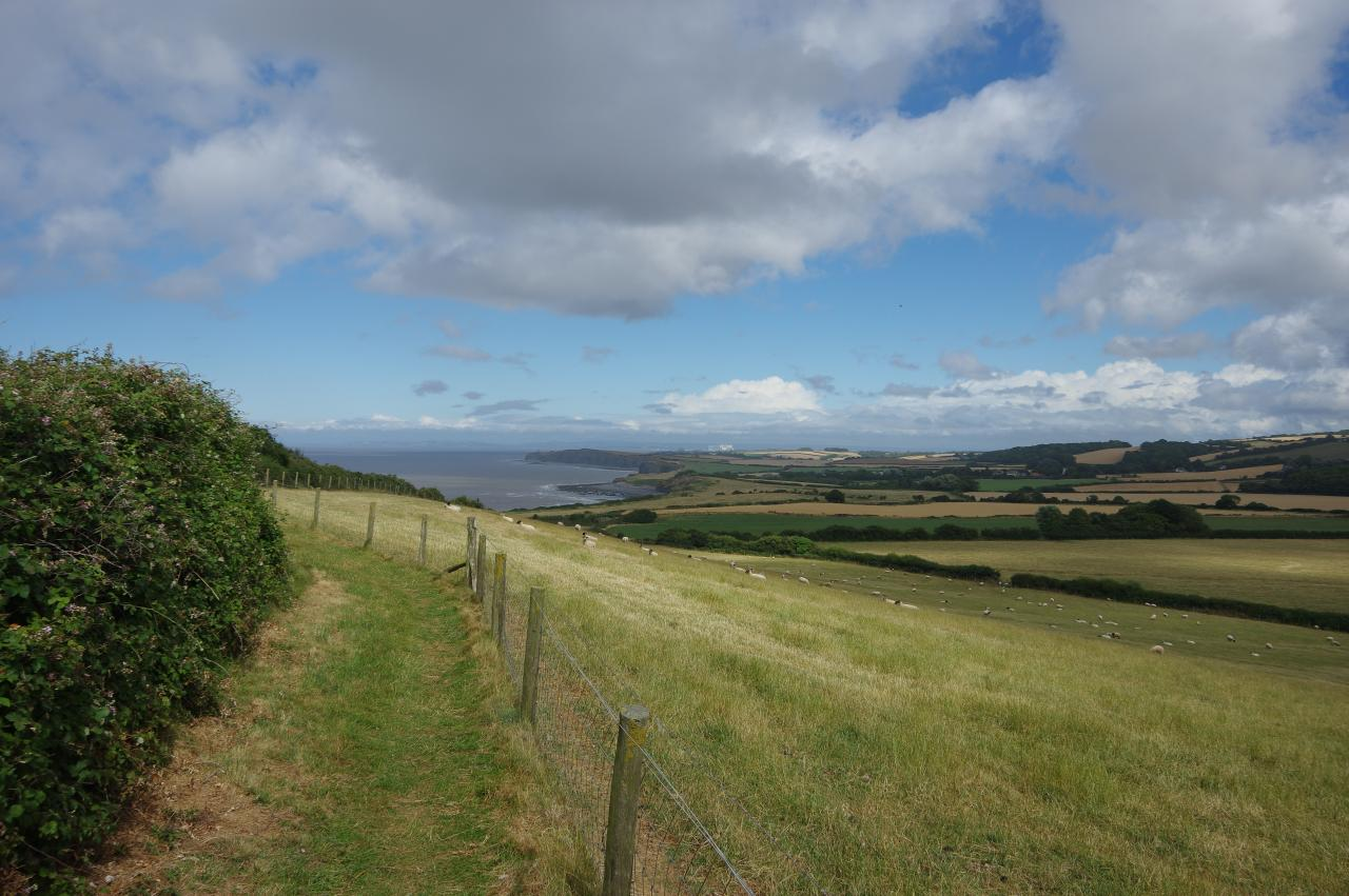 Somerset Coast Path