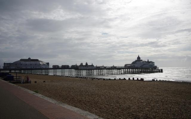Eastbourne Pier, East Sussex