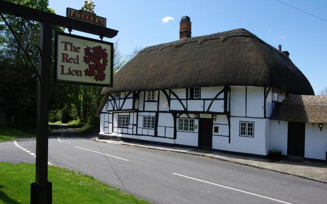 The Red Lion, Chalton, Hampshire