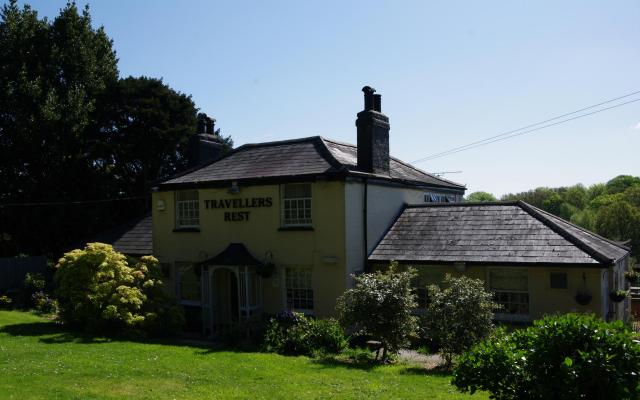 The Travellers Rest, New Forest, Hampshire