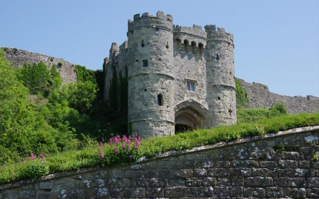 Carisbrooke Castle, Carisbrooke, Isle of Wight