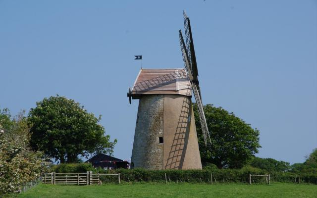 Bembridge Windmill, Bembridge, Isle of Wight