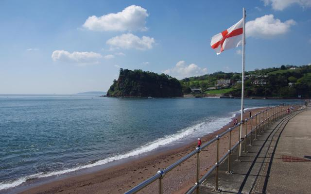 View from Teignmouth to Shaldon, Teignmouth, Devon